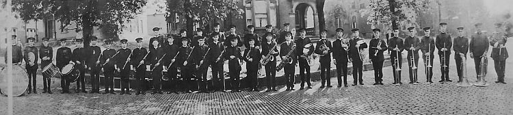1919 Canton Band - click to enlarge